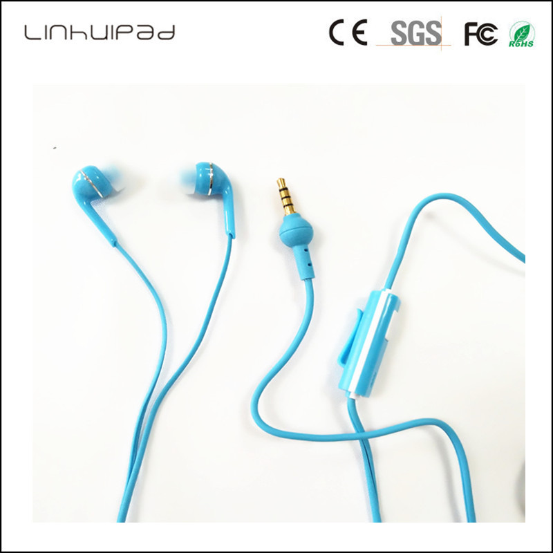 Wholesale Disposable earphones cheap earbud low cost earbuds for Theatre Museum School library,airlines hotel,hospital 500pcs image