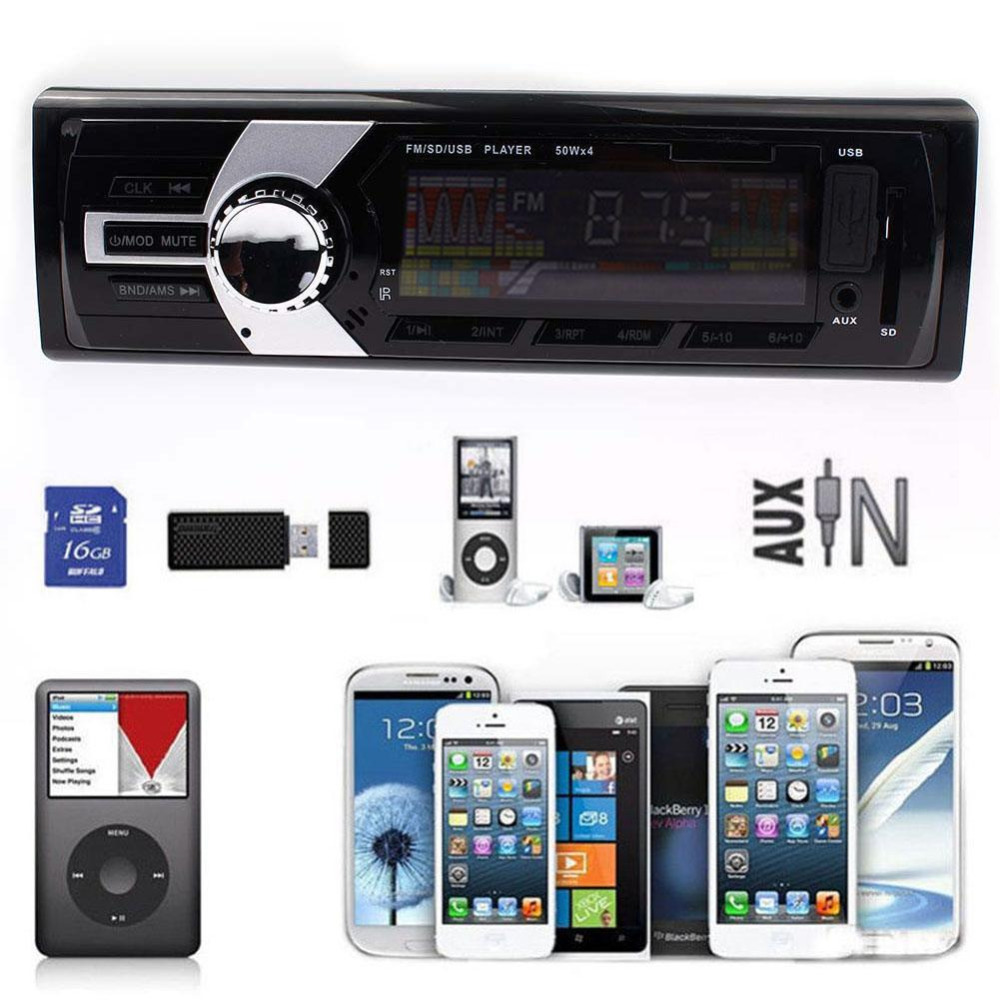Aliexpress Com Buy Car Factory Radio Stereo Auxillary: Aliexpress.com : Buy 100% OEM Auto Car Stereo Audio In