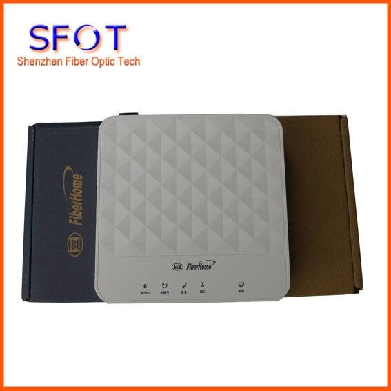 imágenes para FiberHome Gpon terminal de red óptica AN5506-01 B se aplica a los modos de FTTH ONU, con 1 puertos y 1 puertos de voz de internet, color blanco