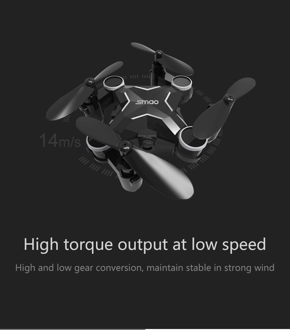 SMRC Mini Drone M1HS FPV Real Time Video 4CH Set High With Controller Dron With HD Wifi Camera RC Toy drone gift mini drone rc helicopter quadrocopter headless model drons remote control toys for kids dron copter vs jjrc h36 rc drone hobbies