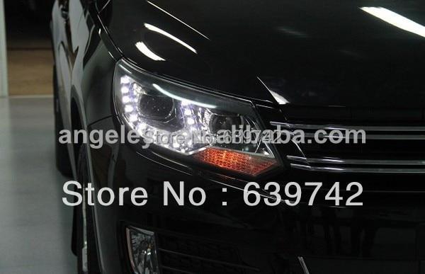 Za VW 2012-2014 godine LED svjetiljke Tiguan s biksenonskim - Svjetla automobila - Foto 2