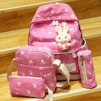 Women Backpacks Girls Bag Set female Mochilas feminina School Bags Travel Shoulder Teenage Student Rucksack Bolsa feminina Gift