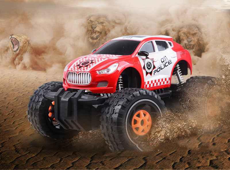 RC Car Bigfoot Doodle Climbing Car Toys 4 Wheel Drive Remote Control Car Structure Sport Utility Vehicle Model Kids Best Gift (3)