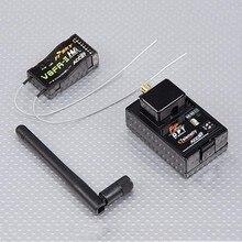 DFT FrSky 2.4 Ghz Combo Pack dla Futaba w Telemetria Module & V8FR-II RX Odbiornik