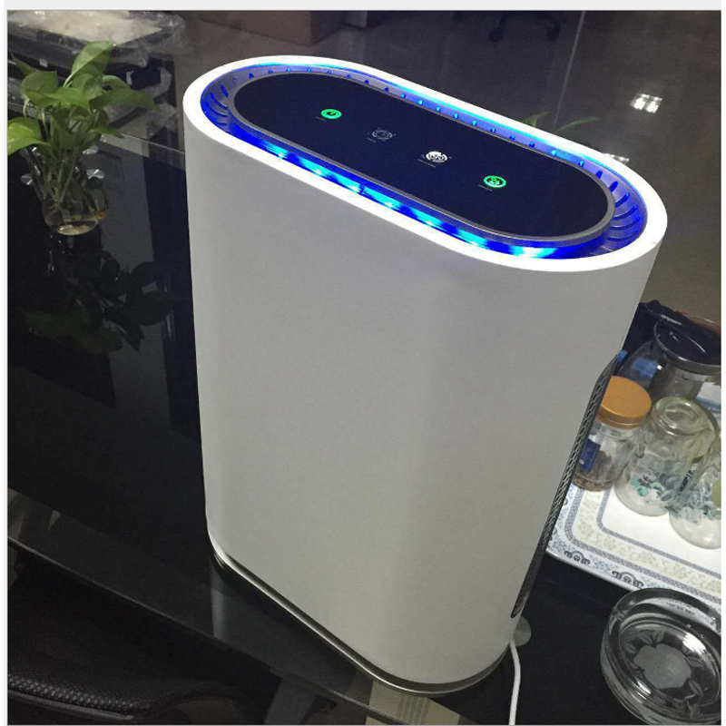 Household HEPA Air Purifier Big Power With UV Sanitizer 5 In 1 Air Purification FS32 Home Appliances
