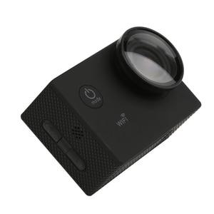 Image 5 - SHOOT UV Filter for SJCAM SJ4000 SJ4000 plus Series Wifi h9 h9r C30 Action Camera Lens Filter For SJCAM SJ4000 Cam Accessories