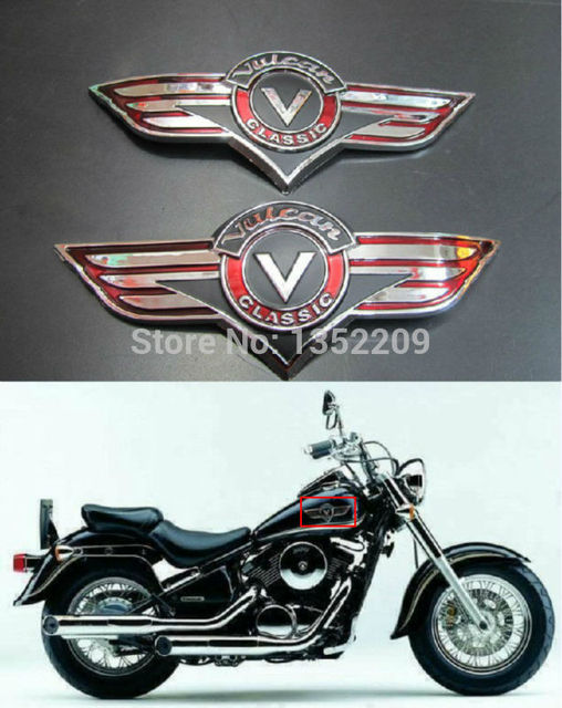 For Kawasaki Vulcan Classic Vn1500 800 500 400 Motorcycle Gas Fuel