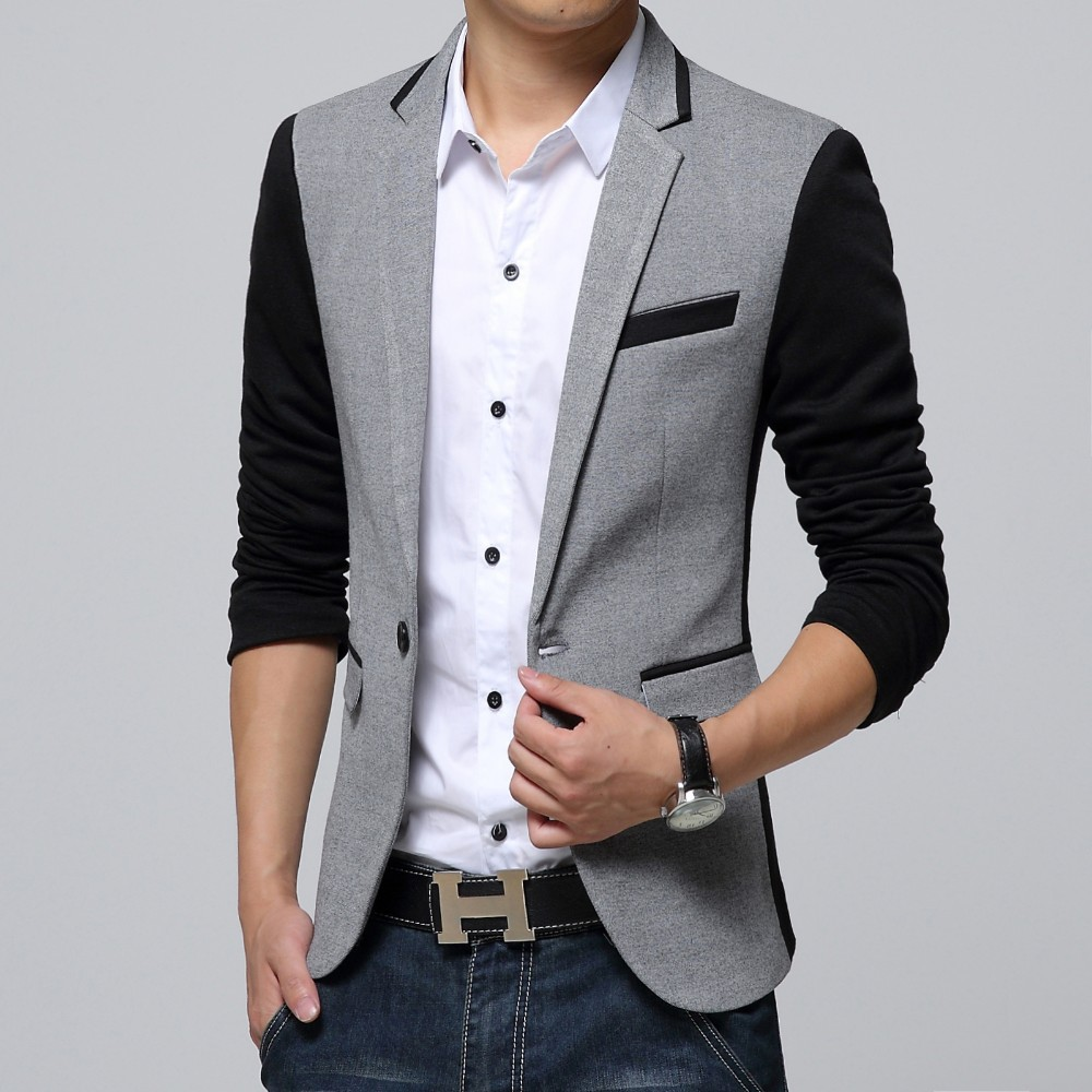 Mens Blazer Slim Fit