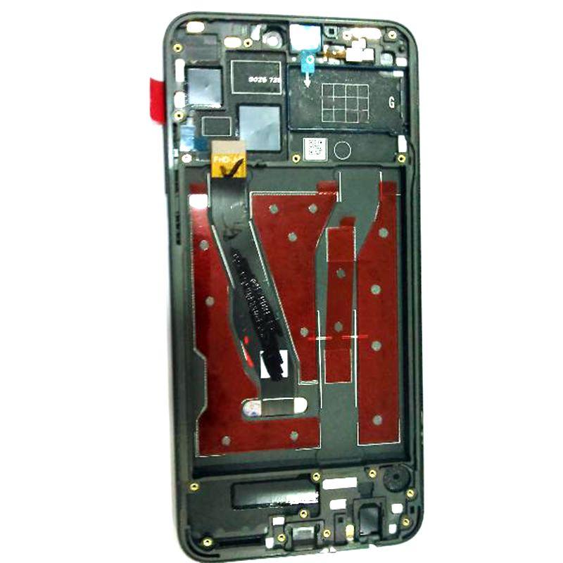 Per Huawei Honor 8X Lcd schermo di Visualizzazione Dello Schermo + Touch In Vetro Digitizer telaio di Montaggio CompletoPer Huawei Honor 8X Lcd schermo di Visualizzazione Dello Schermo + Touch In Vetro Digitizer telaio di Montaggio Completo