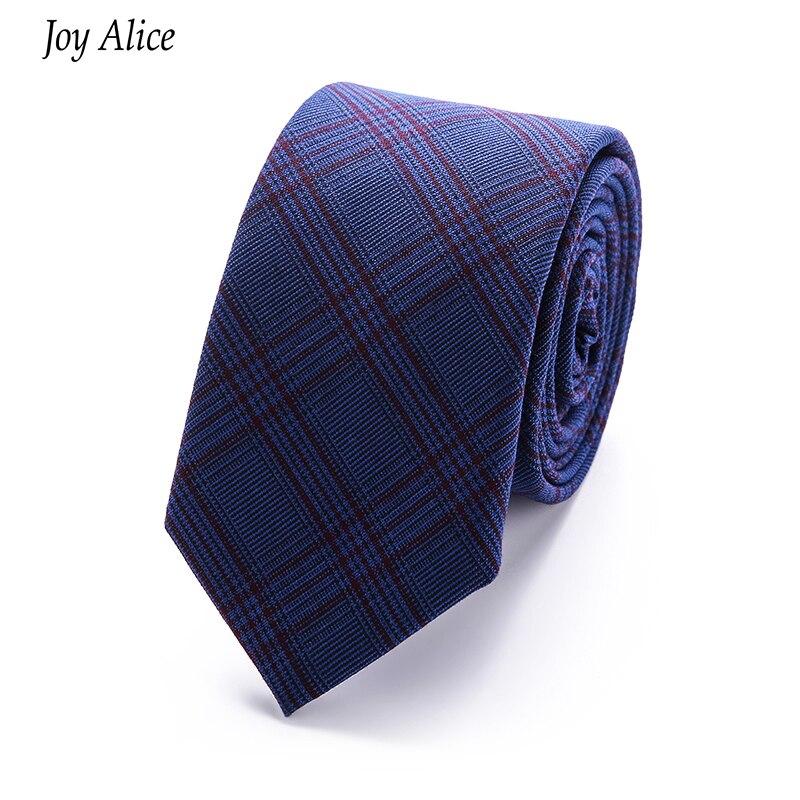 Legjobb minőségű márka 2018 új pamut 6 cm nyakkendő nyakláncok férfiaknak Esküvői ruha vékony nyakkendő Klasszikus férfi nyakkendő
