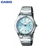 Наручные часы Casio LTP-2069D-2A женские кварцевые на браслете