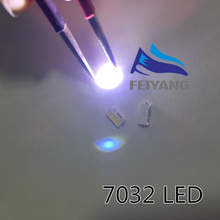 500PCS FOR SAMSUNG LED Backlight Edge LED Series TS731A 3V 7