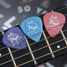 цена на 1 pc Dunlop Gator Grip Guitar Pick Plectrum Mediator Vintage Guitar Parts Accessories Guitar Picks 0.58/0.71/0.96/1.14/1.50/2mm