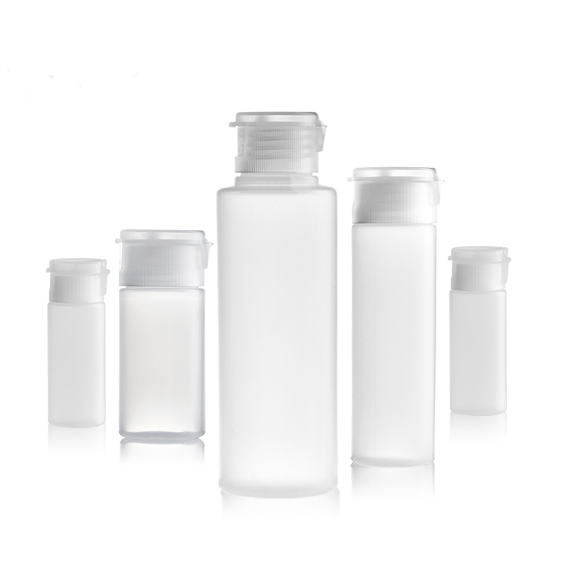 1pcs 200/400ml Cosmetics empty inverted bottle/extrusion lotion soft tube/clamshell cover bottle Travel Sample subpackage tube eyki h5018 high quality leak proof bottle w filter strap gray 400ml