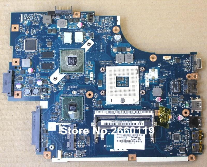 Подробнее о 100% Working Laptop Motherboard For Acer 5742G LA-5893P System Board fully tested for acer 5742 la 6582p laptop motherboard mbrjw02001 100