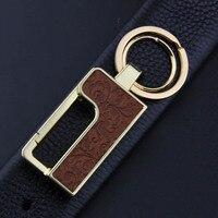 New Brand Men Women Car Key Chain Top Metal Multi Functional High Grade Key Holder Car