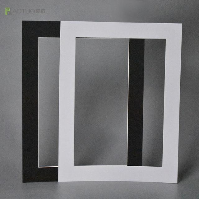 Acid Free Cardboard Photo Easel Mats Diy Wall Hanging Paper Matboard