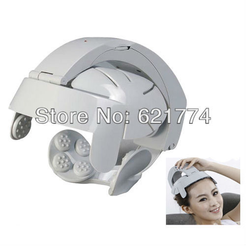 Humanized Head Massager Health Head Spa Relax Easy Body Brain Acupuncture Points Alleviates Stress Massage Gift