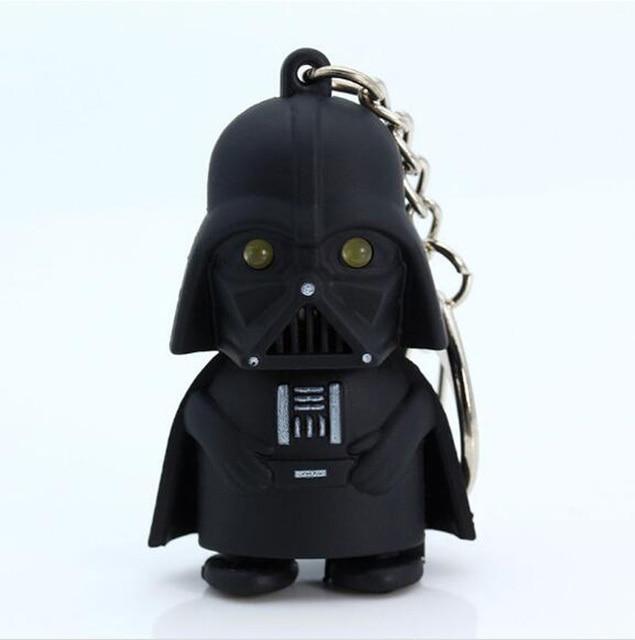 Anakin Skywalker – Darth Vader LED Flashlight Keychain