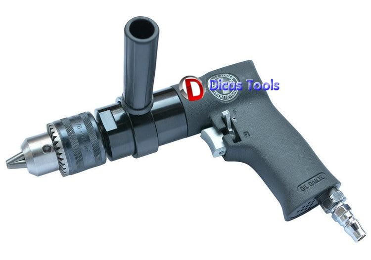 13 mm tartókapacitású légfúró pneumatikus fúrócsiszoló - Elektromos kéziszerszámok - Fénykép 5