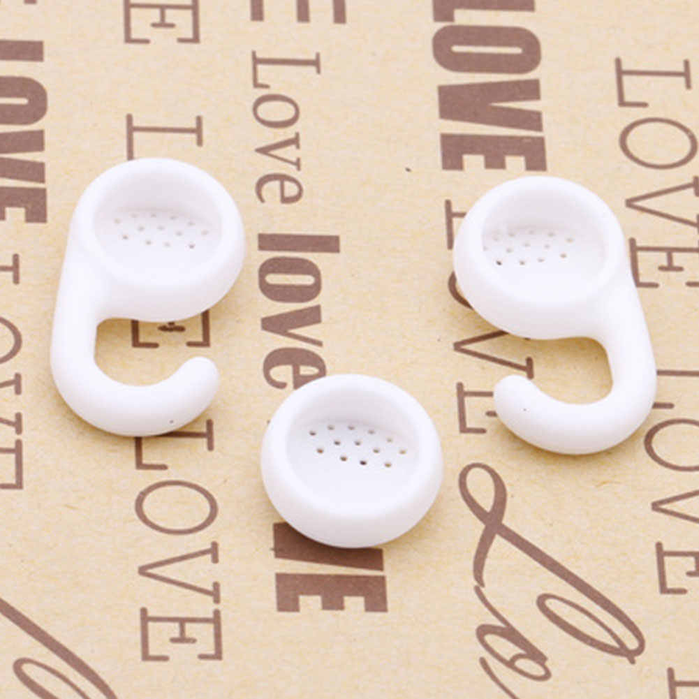 5Pcs Music Work Ear Hook Bluetooth Headset Part Loop Gel Earbud Portable Silicone Driving Exercise Durable For Jabra EXTREME 2