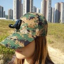Accessories Sun Hat Headband Strp Cap and Base for Gopro Hero7 6 5 4 3 Xiaomi yi 4K Mijia SJCAM SJ4000 Sj5000 SJ6 EKEN H9 Camera