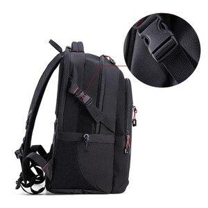 Image 4 - Youpin UREVO 25L large capacity mens backpack mens 15inch computer bag waterproof travel bag multi function backpack bag