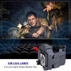 Image 4 - High Qualiy V13H010L69 ELPLP69 Projector Lamp For EPSON EH TW8000/EH W9000/EH TW9000W/EH TW9100/EH TW8100/EH TW8200/EH TW9200