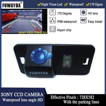 Fuwayda 주차 rearview 카메라 hd 소니 ccd 백업 비디오 시스템 bmw 1357 시리즈 x3 x5 x6 z4 e39 e53 e46 주차 라인