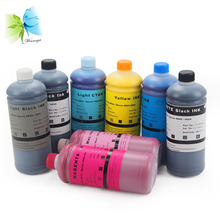 Winnerjet dye ink for Epson Stylus Pro 4800 4880 printer 1000ml/bottle with 8 colors