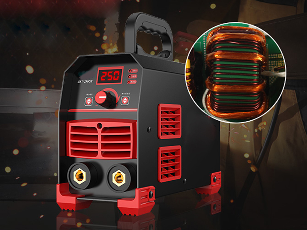 Portable ARC 200Amp Stick Welder Inverter MMA Welding Machine Soldering Station