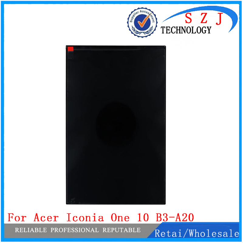 New For Acer Iconia One 10 B3-A20 B3-A21 B3-A20-K08M A5008  tablet pc LCD display Matrix screen Replacement FREE SHIPPING планшет acer switch one 10 z8300 532gb