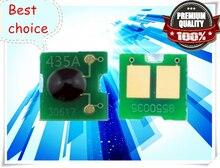 6pcs Toner cartridge chip for HP CB435A toner cartridge chip for HP LaserJet P1002/P1003/P1004/P1005/P1006/P1009 laser printer perseus toner cartridge for hp ce400x ce400a ce402a ce403a color full for hp laserjet enterprise 500 551 m575dw m570dn printer