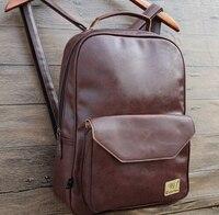 X Online New Hot Popular Good Quality Unisex Women Men Vintage Backpack