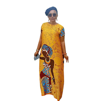 Tilapia Afryki bazin riche dorywczo maxi długa sukienka sukienka lato mujer szata party sexy suknie elastyczne dashiki ankara vestidos