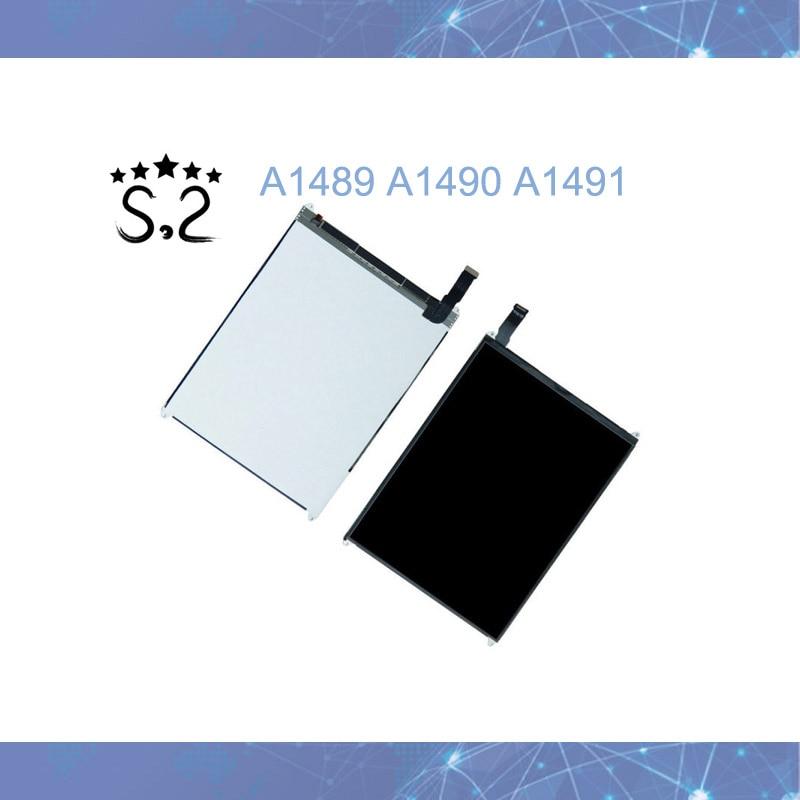 Nouvel écran LCD d'origine pour Ipad Mini 2 Mini 3 A1489 A1490 A1491 Module de moniteur d'affichage à cristaux liquides