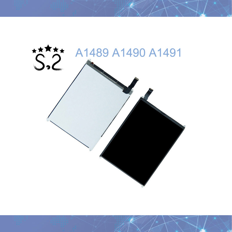 Original New LCD Display for Ipad Mini 2 Mini 3 A1489 A1490 A1491 LCD screen display Monitor Module Tablat LCD