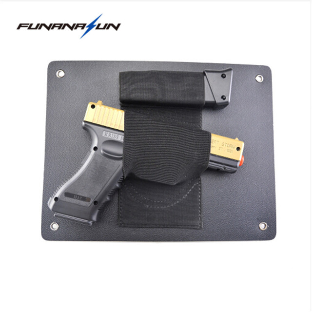 Conceal Holster Stealth Under Desk Chair Pistol Holster Truck Handgun Safe Secret Door Hiding Holster Beside  sc 1 st  AliExpress.com : hiding door - pezcame.com
