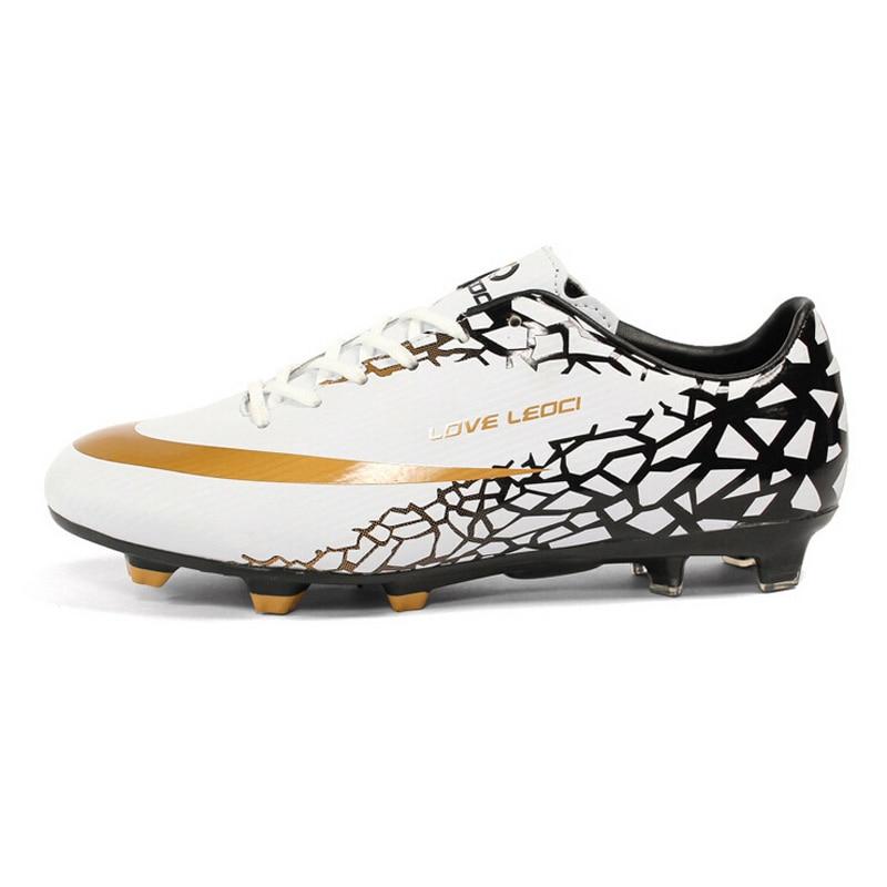 New 2017 Men Boys Kids FG Football Shoes Soccer Cleats ... Soccer Cleats