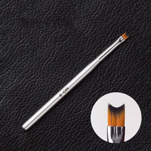 French Gel Nail Brush Moon Shape manicure brushes Nail Gel Painting Drawing Accessories