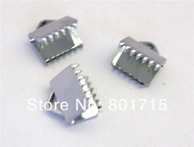 wholesale 50pcs End Clasp Internal Dia 8mm Fit 8mm band DIY Charms Fittings Accessory free shipping