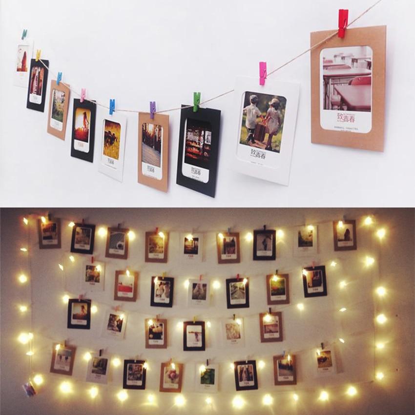 Halloween Wedding Gift Ideas: QIFU DIY Paper Photo Frame Halloween Decoration Rustic