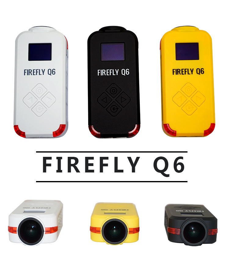 Free Shipping Hawk eye Hawkeye Firefly Q6 FPV HD Camera for RC Drone kvadrokopter Multicopter