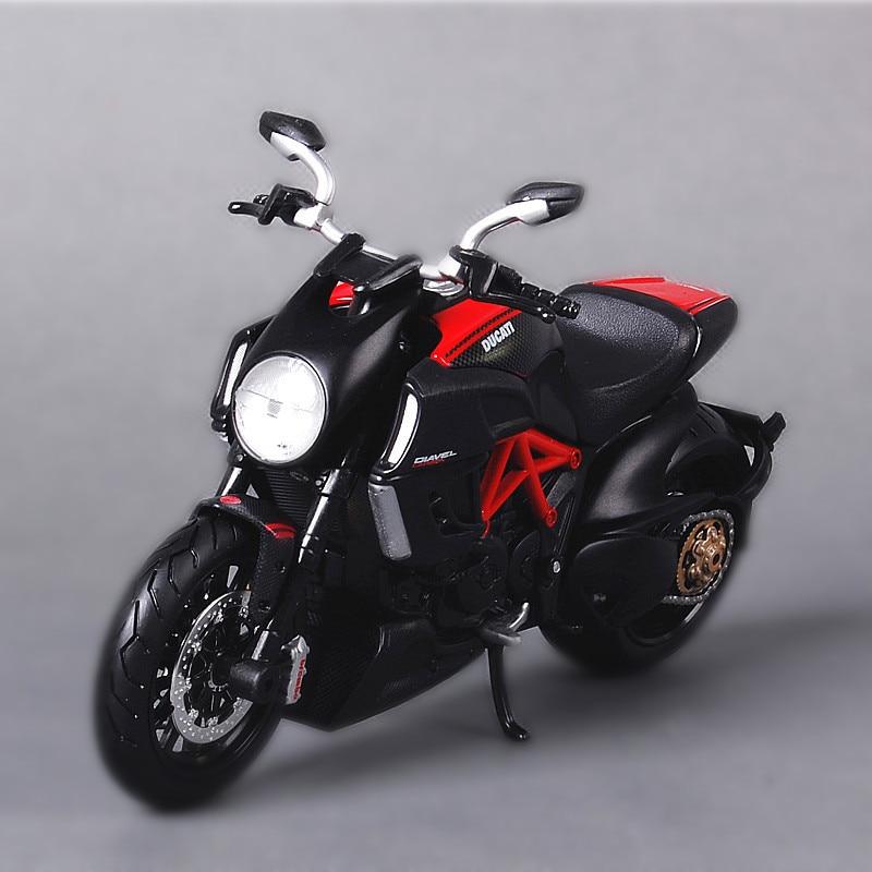 Ducati Diecast Model Motorcycles