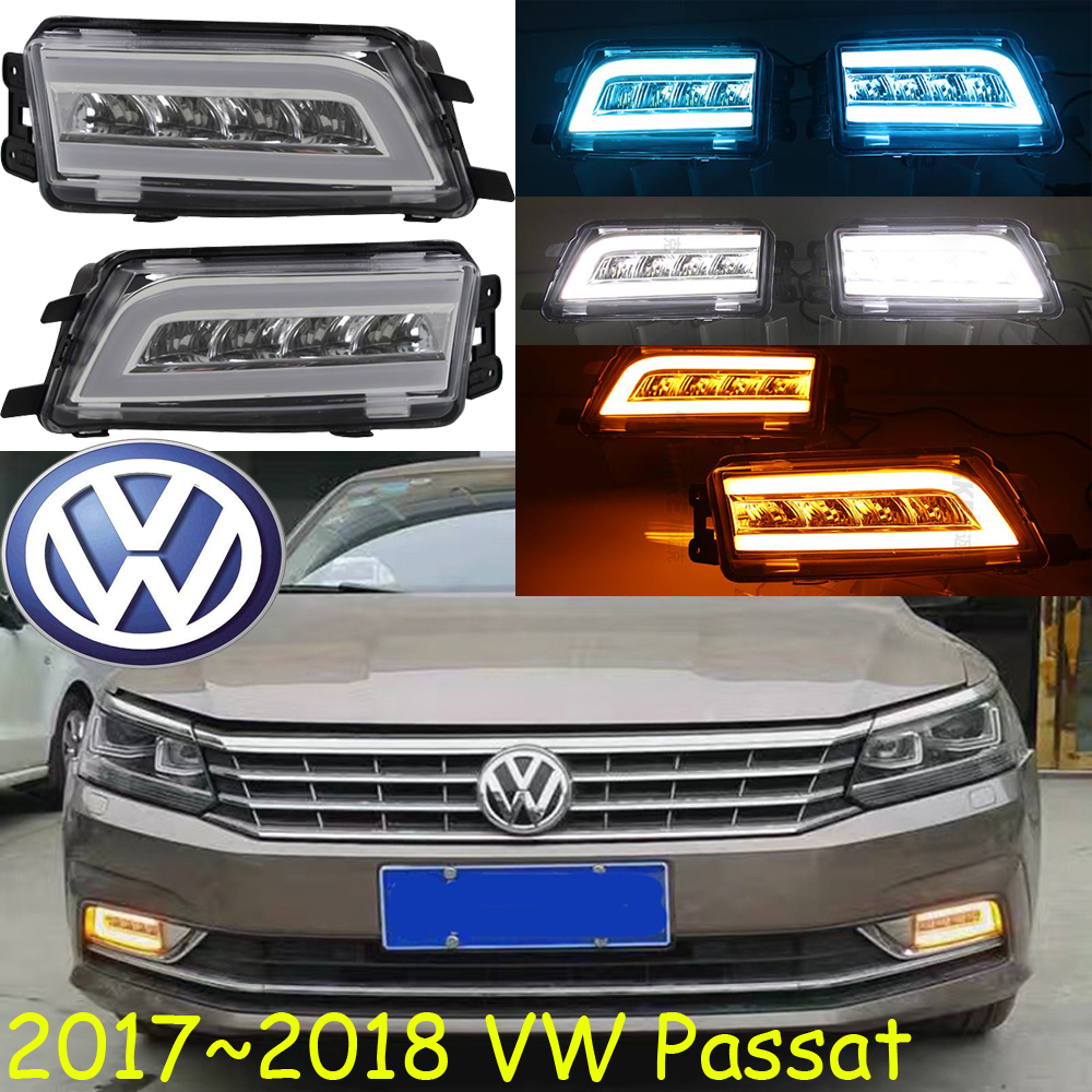 LED,2017~2018 Passat day Light,Passat fog light,Passat headlight,sharan,Golf7,routan,polo,magotan,Passat Taillight,Passat tiguan taillight 2017 2018year led free ship ouareg sharan golf7 routan saveiro polo passat magotan jetta vento tiguan rear lamp