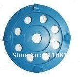 4'' diamond PCD Cup wheel (5 pcs per package) FREE shipping | 100mm epoxy coating removal tools  | 4 Segments 100% 4 5