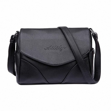 2016 Pu Leather messenger Bag Fashion Elegant Women Handbag Shoulder Bag Day Clutch Designer Bolsas Femininas LI-1064
