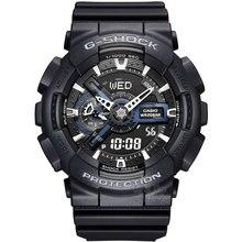 Casio watch Double shock anti-magnetic movement waterproof men's watch GA-110-1B