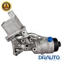 Масляный радиатор двигателя и масляный фильтр в сборе для Opel Astra J Chevrolet Cruze Sonic Trax Encore 55566784