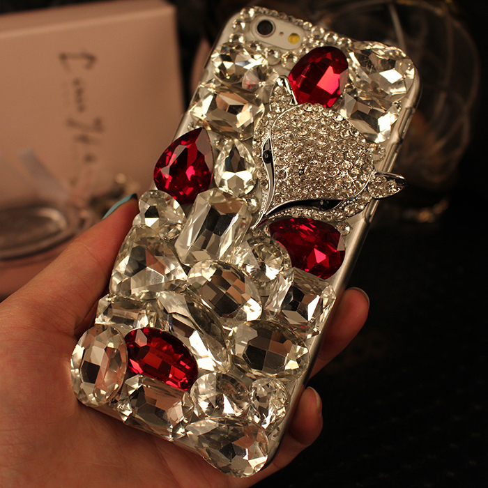 Berlian Imitasi Kristal Berlian Keras Belakang Ponsel Case Sarung untuk HUAWEI Mate 10-Internasional